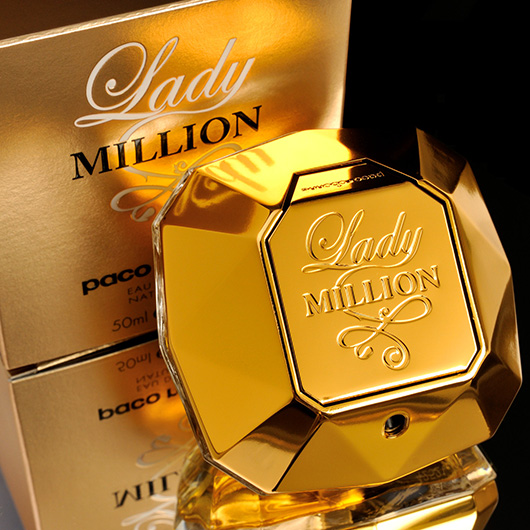 Ladies 1 Million Perfume Lady Million By Paco Rabanne For Women